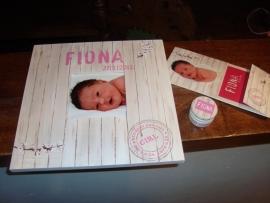Geboortespiegel voor Fiona