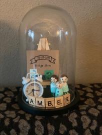 Kraamstolp / geboortestolp Amber