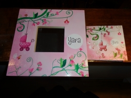 Geboortespiegel voor Yara