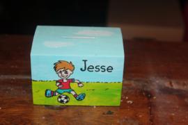 spaarpot Jesse