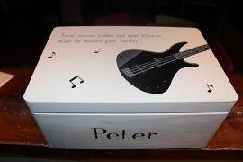 Herinneringskistje Peter