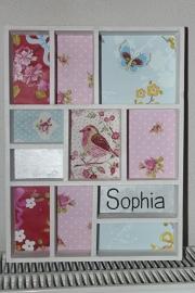 Letterbak Sophia