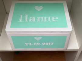 Geboortekist Hanne