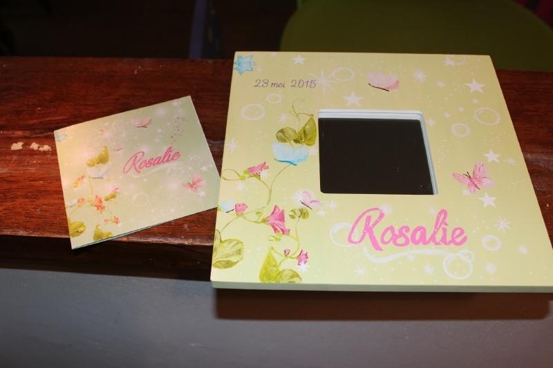 Geboortespiegel Rosalie