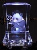 Laserblok Panda luxe