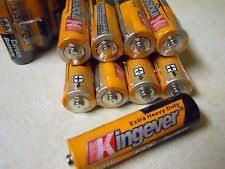 Batterij AAA Kingever Extra Heavy Duty