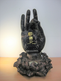 Shuni Mudra theelicht