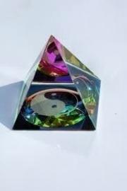 Pyramide Yin & Yang 8