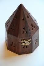 Wierook box Cones Pyramide