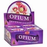 Cones HEM Opium