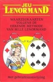 Lenormand kaarten