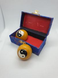 Meridiaankogels Yin & Yang 3,5