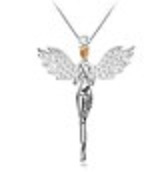 Angel Wings Angel Silver plated