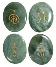 Reiki symbolenset Jade