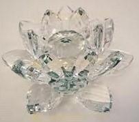 Kristal Lotus groen