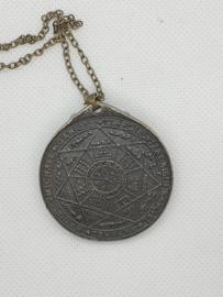 Zegel van de zeven Aartsengelen Brons.