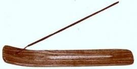 Wierookslede hout