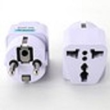 Travel Adaptor - Eu-Adaptor.