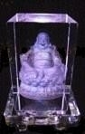 Laserblok Boeddha luxe