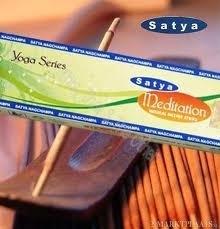 Satya Nag Champa Meditation