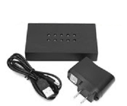 LED-USB Plateau witte Led's