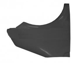 AIXAM 400 voorscherm R ABS 710013