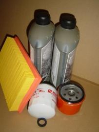 filterpakket met olie lombardini 1