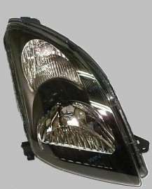 koplamp bellier R helder zwart 821.62.67