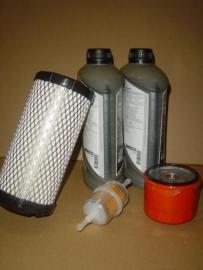 filterpakket met olie lombardini 3