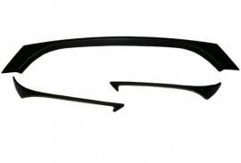 AIXAM GTO 2010 BUMPER SPOILER ABS PL0060