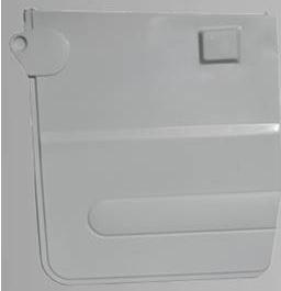 deurplaat rechts 100090