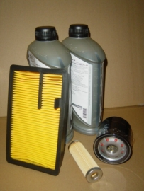 filterpakket met olie kubota 1