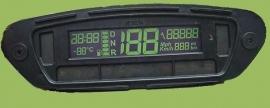 dashboard microcar mc 1/2