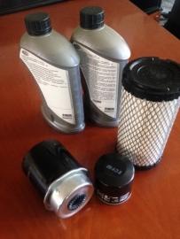 filterpaket met olie lombardini dci