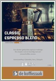 Classic Original 1 kg  - huisblend (100% arabica)