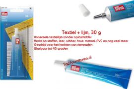Textiellijm plus Prym 968008