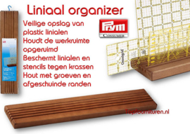 Grote liniaal organizer Prym 611500