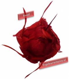 Veren corsage rood
