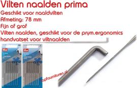 Viltnaalden Fijn en grof PRYM Art. 131160 / 131161