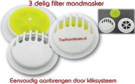 Filter mondmasker