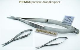 Premax draadknipper-knijpschaartje prof.
