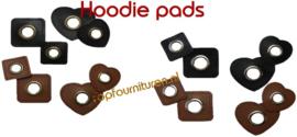 Hoodie pads