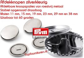 Navul/stofknopen per 5 stuks of per 100 stuks Prym