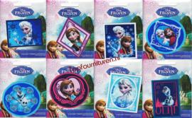 Frozen voordeelpakket (8 stuks) patches