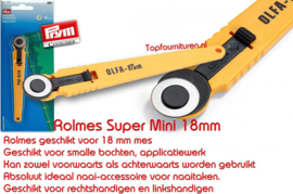 Rolmes 18mm PRYM 611580