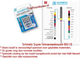 Schmetz Super Universeelnaalden 80/12