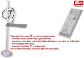 Rokspuit kunststof met zware voet Prym 611759