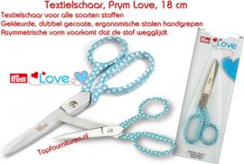 Prym Love stoffenschaar 18cm