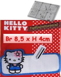 Hello Kitty blauw (no.2)