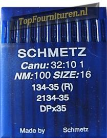 Schmetz Canu:32:10 1 NM:100 Size 16 134-35 (R) 2134-35 DPx35